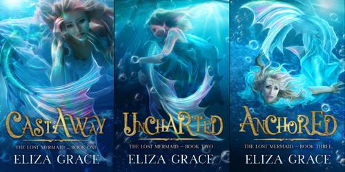 Lost Mermaid Series ***SOLD*** by FrostAlexis