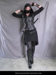 In Black (12) by FrostAlexis
