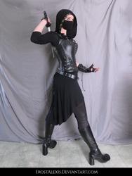 In Black (7) by FrostAlexis