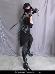 In Black (6) by FrostAlexis