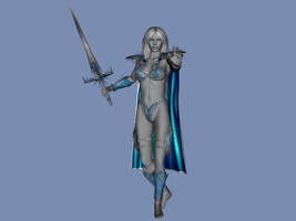Frostbyte by Silver-Tiamat