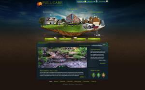 Full Care Lawncare web design by Stephen-Coelho
