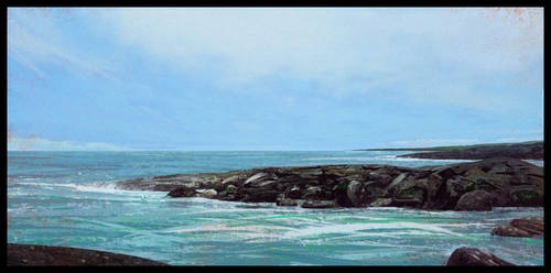 Sea study by lukasesch