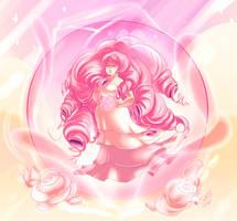 SU: Rose Quartz by DarkLitria