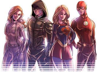 DC Crossover 1_1 by DarkLitria