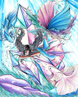 Ocean Jewel by Cheralla