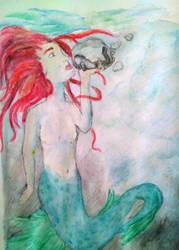 Mermaid by SarahSmithWalker