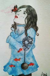 Drowning inside me by SarahSmithWalker