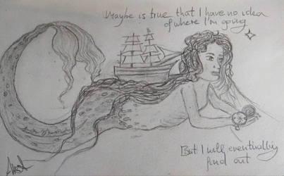 Compass by SarahSmithWalker