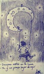 En la Luna by SarahSmithWalker