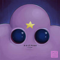 Lumpy Space Prince by jackiecous