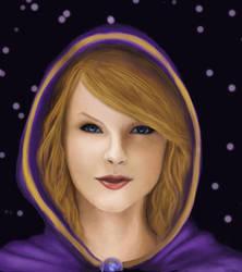 Taylor Swift by Kurait0