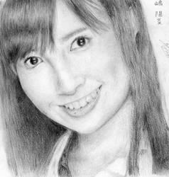 Kojima Haruna AKB48 by Kurait0