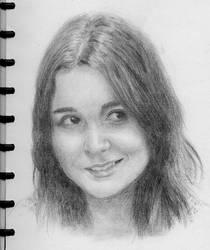 Lena Duchannes (Alice Englert) by Kurait0