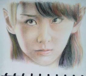 Nishiuchi Mariya by Kurait0
