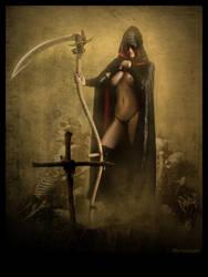 Mrs. Grim by Panteleimon-Aeon