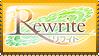 Rewrite stamp by Mayu-Hikaru