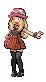 Pokemon X/Y - Female Trainer sprite by Mayu-Hikaru