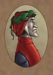 Divine Comedy - Dante by Manin