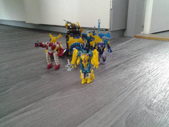 Transformers collection update by pessie83