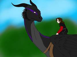 Eragon-A New Dragon Rider by BlackDragon-Studios