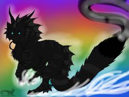 Shardie: The Wild God of Life by BlackDragon-Studios