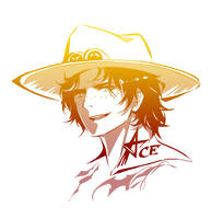 One Piece - Portgas D.Ace by Paddy-F