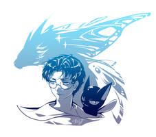 Cardcaptor Sakura - Eriol by Paddy-F