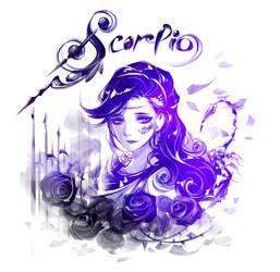 Zodiac - Scorpio by Paddy-F