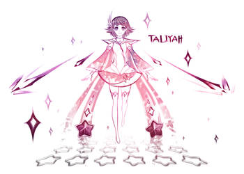 Star Guardian - Taliyah by Paddy-F