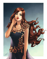 Eva for Aimas91 by utenaxchan