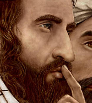 A More Jewish Jesus By G Owen On Deviantart