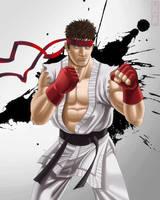 Ryu by gdezn
