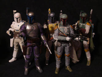 Meet the Fett's by Police-Box-Traveler