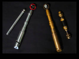 My Sonic Screwdrivers by Police-Box-Traveler