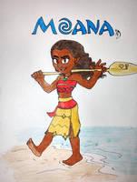 Moana by streak663