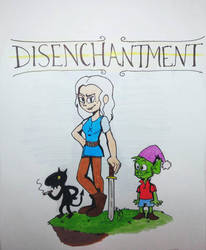 Disenchantment by streak663