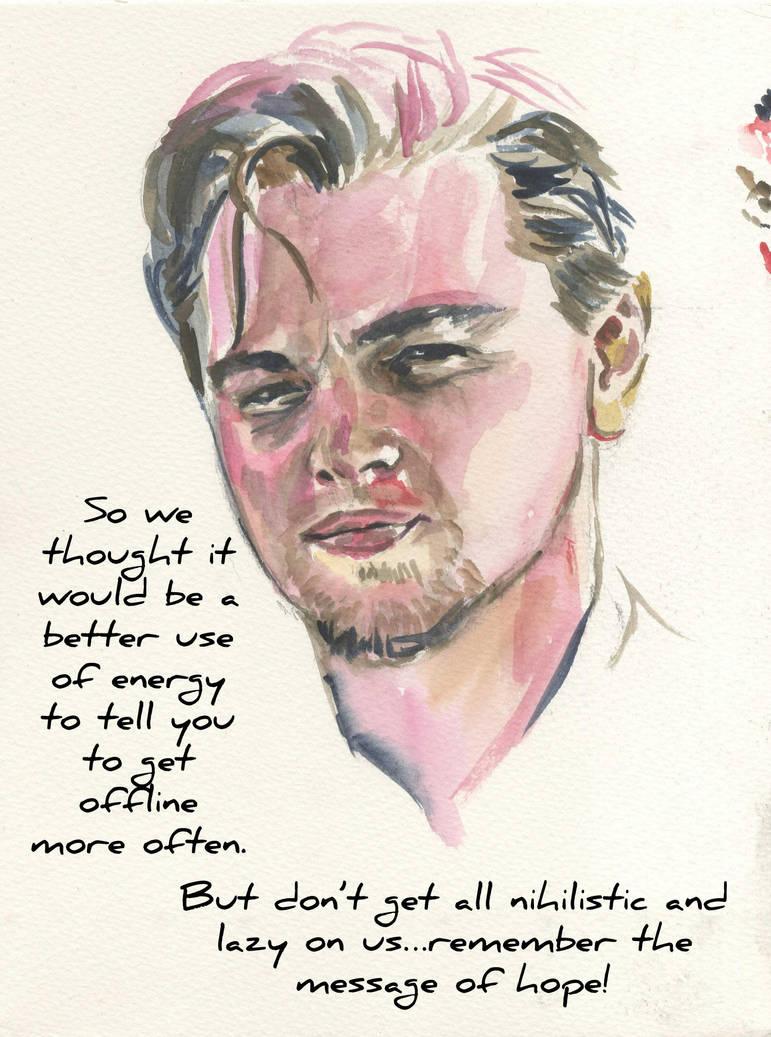 Leo hope by leoandknut