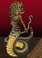 Medusa by Ayla-Topas