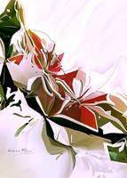 Autumn Flower by XiceGfx