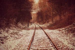 train tracks by LucaHennig