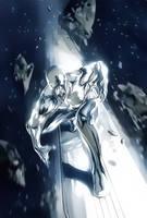 Silver Surfer by Aspersio
