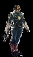 Star-Lord by Aspersio