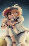 Childhood Memory by Kagura-Kurosaki