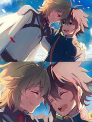 To able to meet you by Kagura-Kurosaki