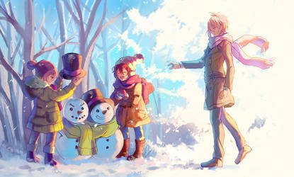 The days that never will come back by Kagura-Kurosaki