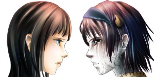 Mono and Wander Matching Icons by NekoLoveLetter