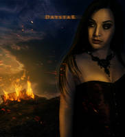 I was alone when I burned my home by Daystar-Art