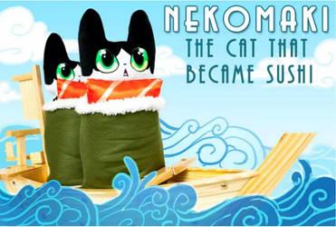 Nekomaki promo by Spoonful0fcats