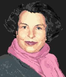 Liliane Bettencourt by usulmaster